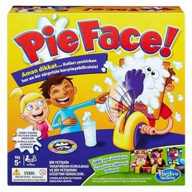 Hasbro Hasbro Pie Face  Renkli